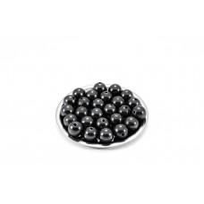 Beads Shungite polished 10 mm of With Hole 1000 pcs