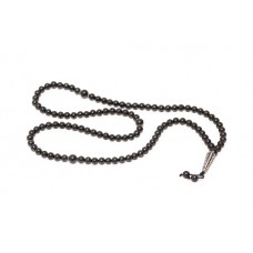 Buddhist shungite rosary (108 beads)