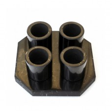 Shot glasses 4 pcs with a stand