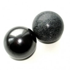 Harmoniser Balls polished 40 mm Shungite & Tulikivi