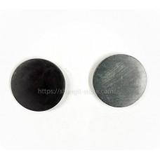 2 Harmoniser disks shungite and soapstone 30 mm