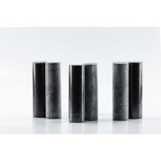 3 pair of Harmonisers (Cylinders) Polished 10*3 cm