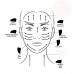 Gua Sha facial massage tool - beauty gadget