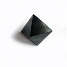 40 mm Shungite  polished octahedron