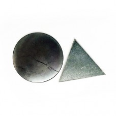 Pocket harmonizers polished Disc & Triangle