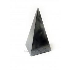 High shungite pyramid polished 100x100x220mm