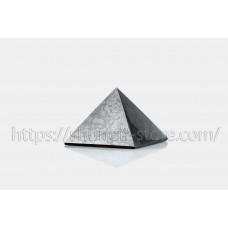 100x100mm Polished shungite pyramid
