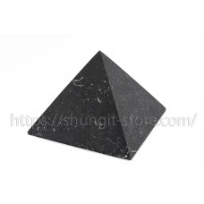 300x300mm Unpolished shungite pyramid