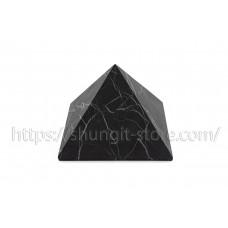 250x250mm Unpolished shungite pyramid