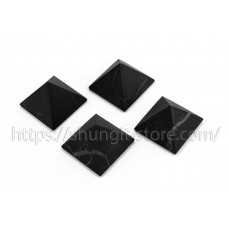 4 Unpolished Pyramids 50mm at the price of 3! Only this month!