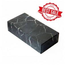 Shungite Brick unpolished 20x10x5 cm