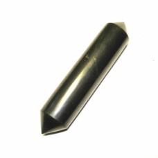 Shungite Massage Pencil two-sided polished