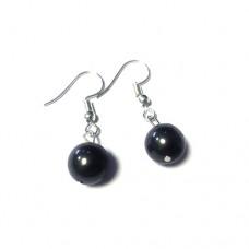 Shungite earrings