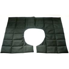 Shungite shoulders pad