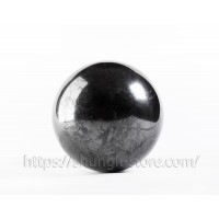 Sphere of shungite polished 100 mm