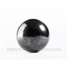 Sphere of shungite polished 40mm