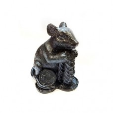 The figure of mineral shungite