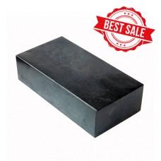 Shungite Brick  polished 20x10x5 cm