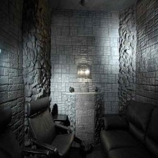 100 Bricks unpolished 20x10x5 cm