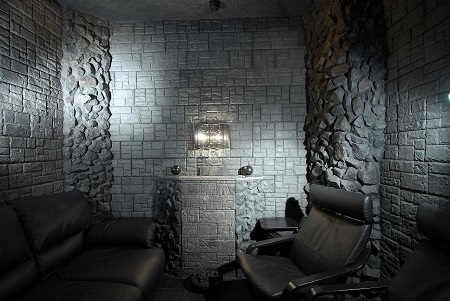shungite room